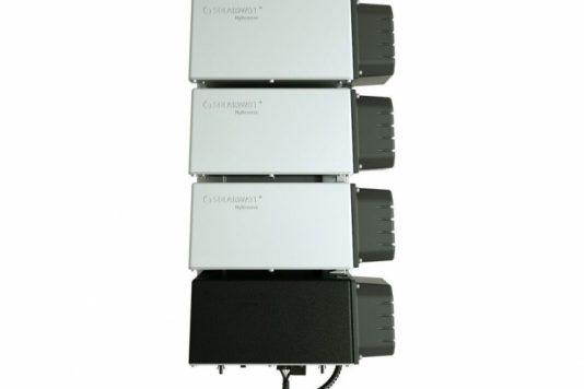 Bayernwerk vertreibt die Energiespeicher von Solarwatt.