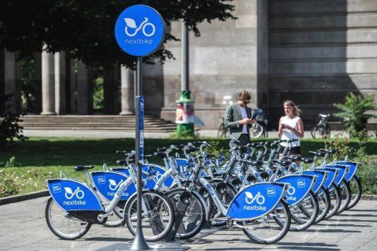 Weltweit wächst das Bike-Sharing rasant.