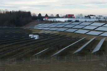 Ein Energieatlas in Baden-Württemberg soll geeignete Flächen für Solarparks zeigen.