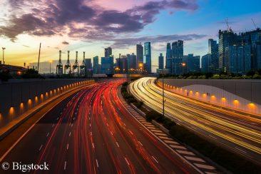 Beim Klimagipfel liegt der Fokus verstärkt auf der Zukunft von Städten. Besonders der zunehmende Verkehr stellt Städte vor eine große Herausforderung.
