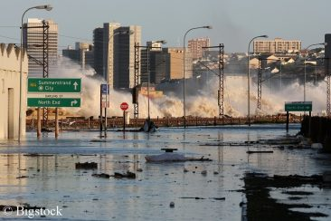 Hochwasser in Küstennähe als Folge des Klimawandels - US-Regierung leugnet eigenen Klimabericht