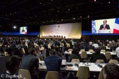 COP21 in Paris - dieses Jahr treffen sich führende Politiker aus aller Welt im polnischen Katowice zur COP24.