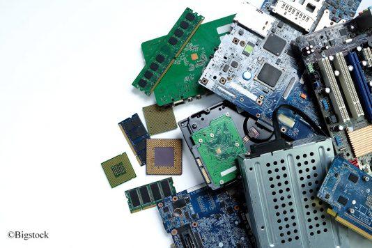 Unternehmen produzieren zu viel Elektroschrott statt zu recyceln