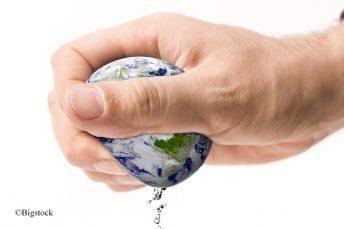 Wir verbrauchen mehr Ressourcen, als unsere Erde hat