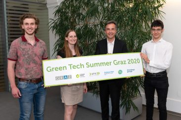 Green Tech Summers Graz ©Green Tech Cluster Styria GmbH