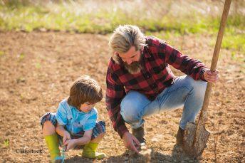 Klimaresiliente Land- und Forstwirtschaft