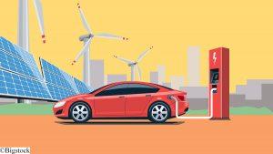 © Bigstock (petovarga) Erneuerbarer Strom führt zu fast CO2-freiem Verkehr