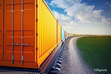 Schienengüterverkehr als grüne Investition?