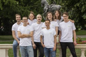 Social Startup TeamClimate mit Gründern Christoph Rebernig und Karim Abdel-Baky